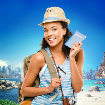 How to Travel Around the World on a Budget