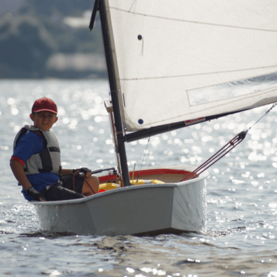 How Do You Sail By Yourself