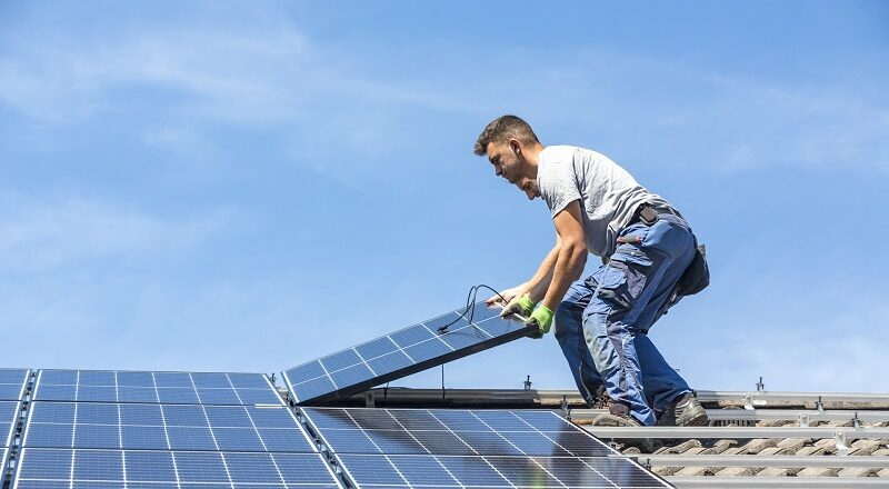 What All Is Involved In Installing Solar PV Panels On The Roof