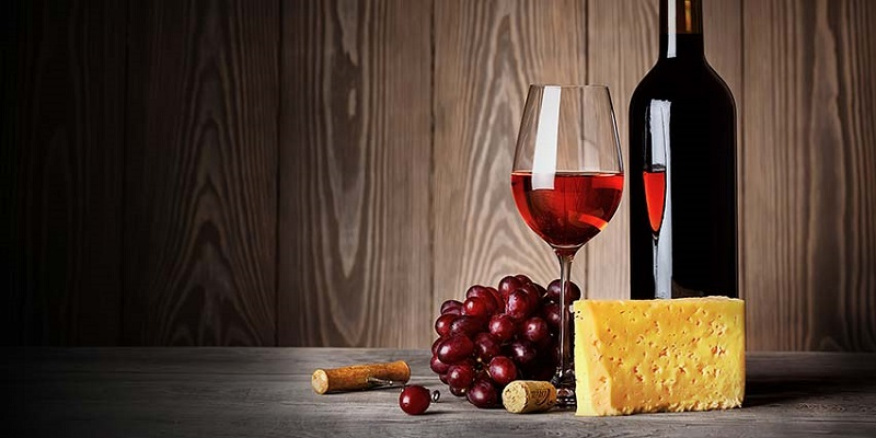 A History Of The Wine And Cheese Tradition