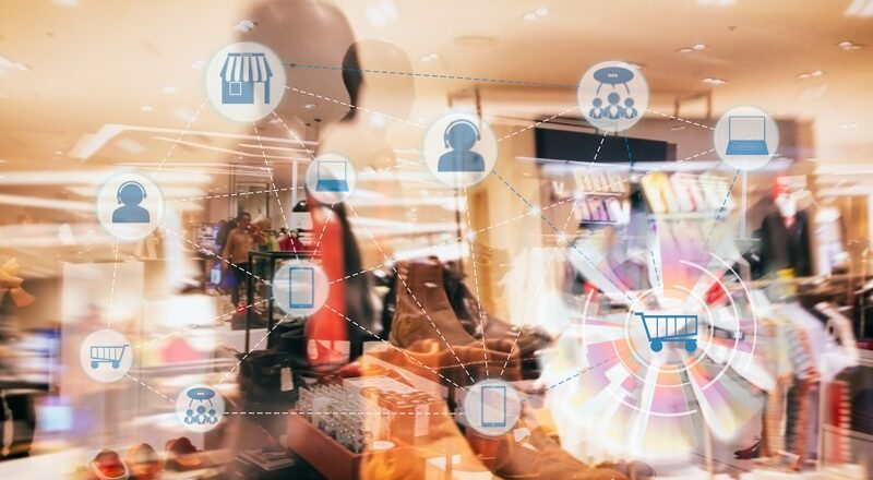 A Real-Time Interactive Shopping Experience