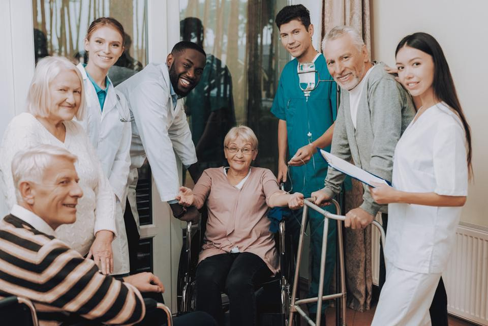 Different Types Of Home Care Service Providing By Licensed Health Care