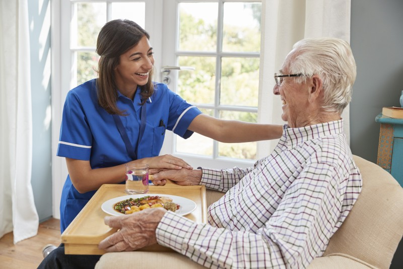 Home Care Service For Most Elderly People To Choose