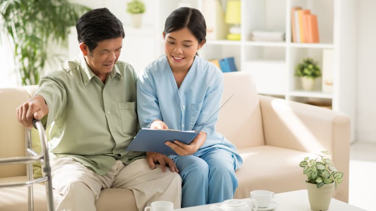 What Services Home Care Providers Provides To Their Clients