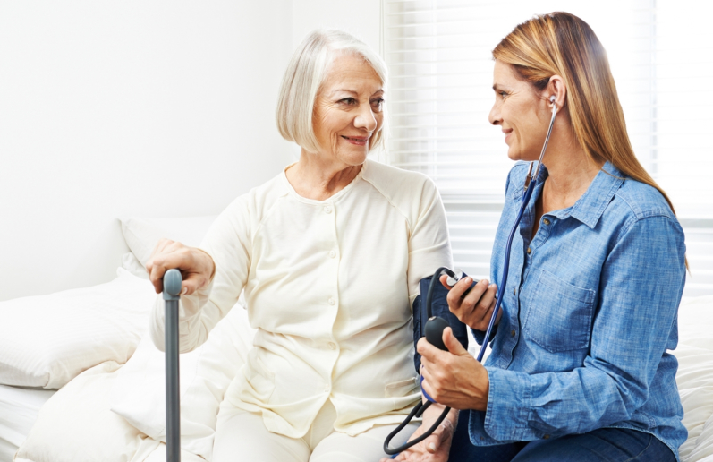 Working As a Home Health Care Consultant in California