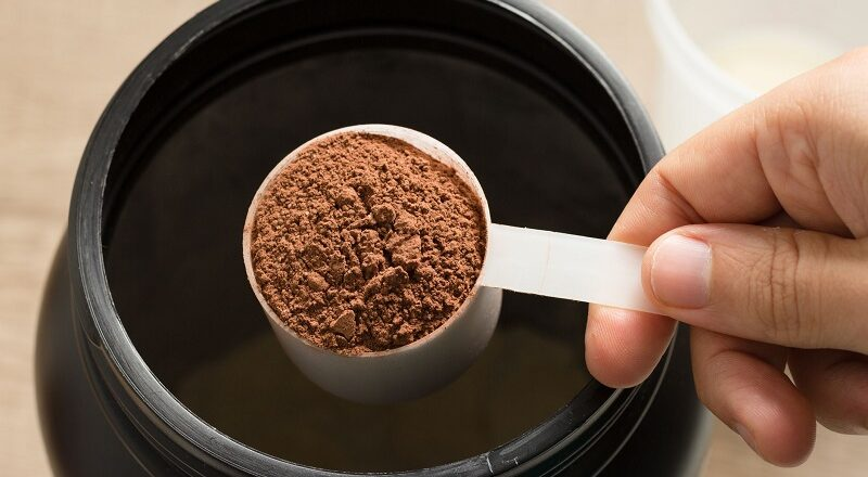 What Is The Right Time For People To Have Their Protein Powder