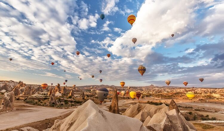 Most Instagrammable Places Around The World